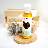 Now Foods, Solutions, Certified Organic, Jojoba OIL(118ML)