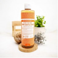 Dr Bronners Tea Tree Pure-Castile Soap 473 Ml