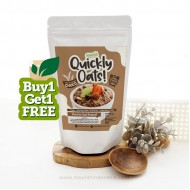 Quickly Oats! Instant Oatmeal Choco BUY 1 GET 1 FREE (250gr x 2pc)
