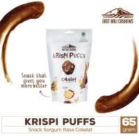 East Bali Cashew, Krispi Puffs Cokelat 65gr