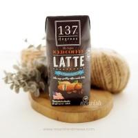 137 Degrees Almond Milk Ice Coffee Latte 180ml