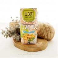 137 Degrees Walnut Milk Premium Matcha Latte 180ml