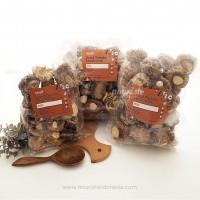 Dried Shitake Mushroom / Jamur Shitake / Hokio 100gr