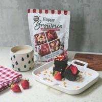 Happy Brownie Gluten Free Brownies Mix 360gr