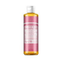 Dr Bronners Cherry Blossom Pure-Castile Soap 237 ml