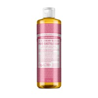 Dr Bronners Cherry Blossom Pure-Castile Soap 946 ml
