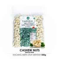 Timurasa, Raw Cashew Nuts (Kacang Mete Utuh Mentah) 500gr
