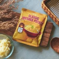 Gurih-ya Classic Mashed Potato ( Bubur Kentang Instant ) 50g