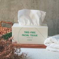 TISOO Tree-Free (Bamboo) Facial Tissue (150 sheets - 3Ply)
