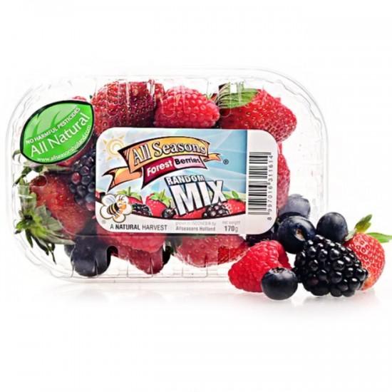 All Seasons Mixberries Frozen 500 gr (Tanpa Pestisida)