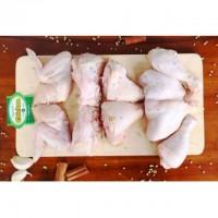 Ayam Berkah Organik Probiotik 900-1000 gr