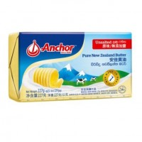 Anchor Unsalted Butter 227 gr