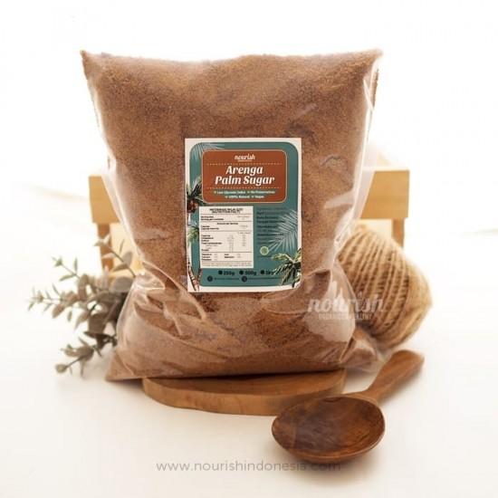 Nourish Indonesia, Gula Aren Bubuk 1 KG