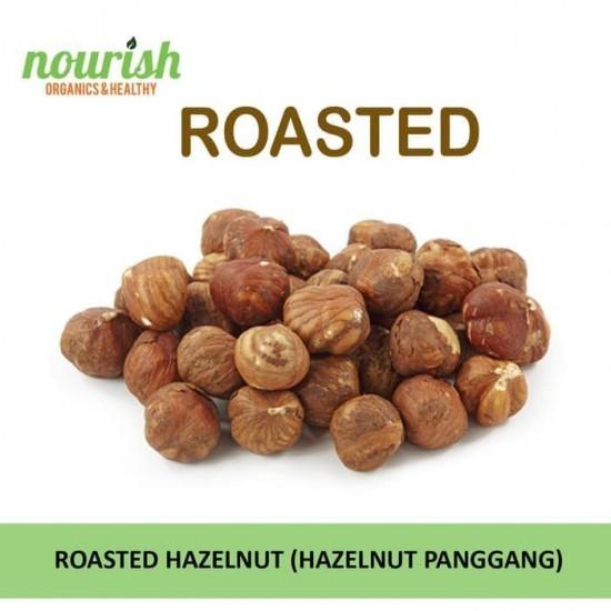 Roasted Hazelnut (Kacang Hazelnut Panggang) 1kg