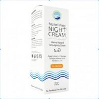 Ocean Fresh Replenishing Night Cream 15gr for Oily Skin, Jerawat