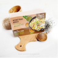 Organic Center, Mie Instant Curry 100 gr (NO MSG)
