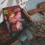 Organic Center, Crazy Hot Chili Powder (BonCabe NO MSG) 60 gr Level 10