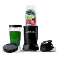 Nutribullet Pro 900W 9pc Matte Black