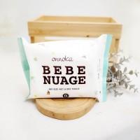 Onnoka Bebe Nuage, Big Size Wet & Dry Tissue 16sheets