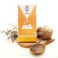 Pod Chocolate, Honeycomb 100gr (Non-Dairy Milk Chocolate)