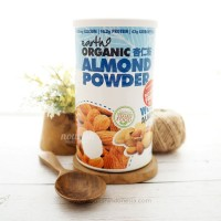Earth Living, Organic Almond Milk Powder (500gr)