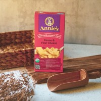 Annie's Homegrown, Penne & Four Cheese Macaroni 170g (Pasta Organik)