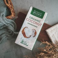 Australia Owns, Organic Unsweetened Coconut Milk 1.000ml