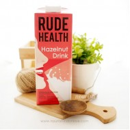 Rude Health,Organic Hazelnut Drink 1L
