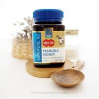 Manuka Health Manuka Honey MGO100+ 500gr