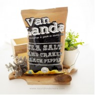 Van Landa Sea Salt & Black Pepper 50gr