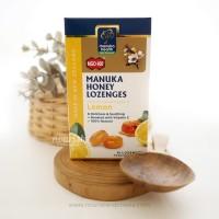 Manuka Health MGO 400+ With Lemon Lozenges