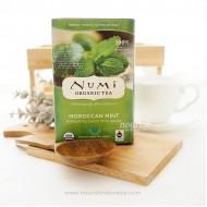 Numi Tea, Organic Moroccan Mint Tea, 18 Teabag