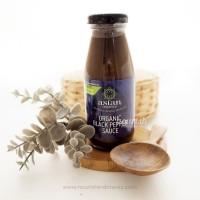 Asian Organics, Organic Black Pepper Sauce 200 ml