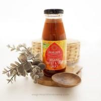 Asian Organics, Organic Sweet And Sour Sauce 200 ml