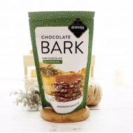 Krakakoa, Chocolate Bark, Dark Chocolate with Focaccia 100gr