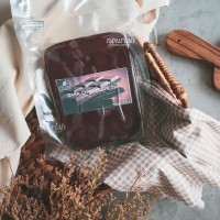 Cau Organic Couverture Chocolate 73% 500 gr (Cokelat Organik)