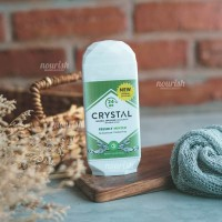 Crystal Body Deodorant, Invisible Solid, Freshly Minted (70 g)