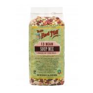 Bob's Red Mill, 13 Bean Soup Mix, 29 oz (822 g)