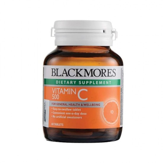 Blackmores Bio C 500mg Cold Relief Vitamin C BPOM Kalbe - 60 Tablet