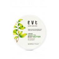 Evete Naturals, Body Butter Green Tea 50 g