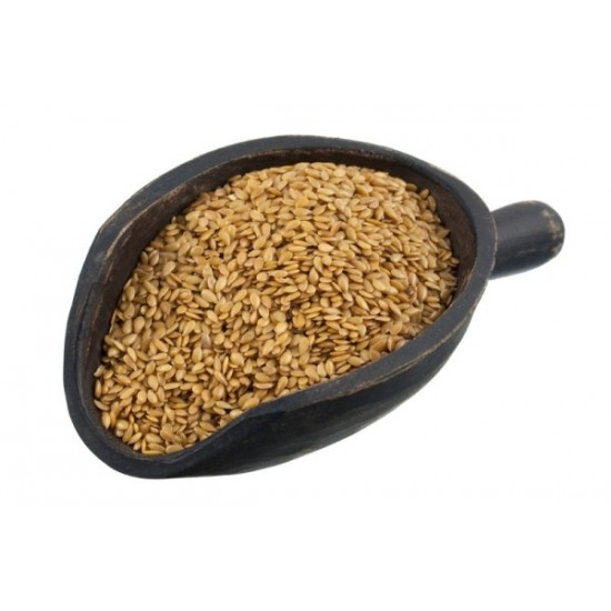 Natural Golden Flaxseed 1kg