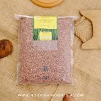 Organic Red Rice 1kg (Beras Merah Organik)