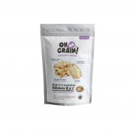 Oh Ma Grain, Organic Brown Rice Cakes Mie Goreng 45 gr