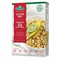 Orgran, Multigrain breakfast Os with Quinoa (300gr)