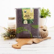 Organic Black Rice 1 kg (Beras Hitam Organik)