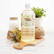 Lingkar Organik, Coconut Oil 1L (Minyak Goreng Kelapa)