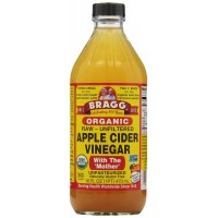 Bragg, Organic Apple Cider Vinegar with The 'Mother', Raw-Unfiltered (473 ml)