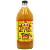 Bragg, Organic Apple Cider Vinegar with The 'Mother', Raw-Unfiltered (946 ml)