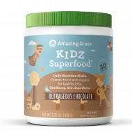 Amazing Grass, Kidz Superfood, Outrageous Chocolate Flavor, 6.35 oz (180 g)