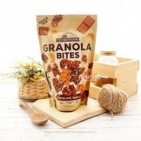 East Bali Cashew, Granola Bites Chocolate Vanilla (125 gr)